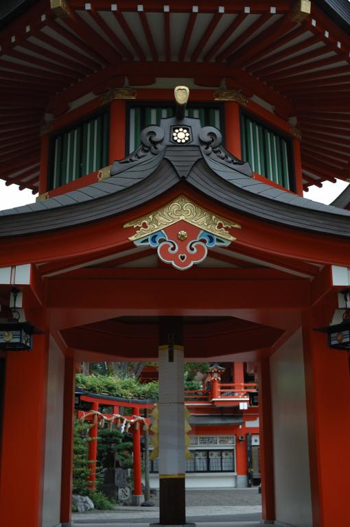 寺社仏閣の色彩設計を学ぶ