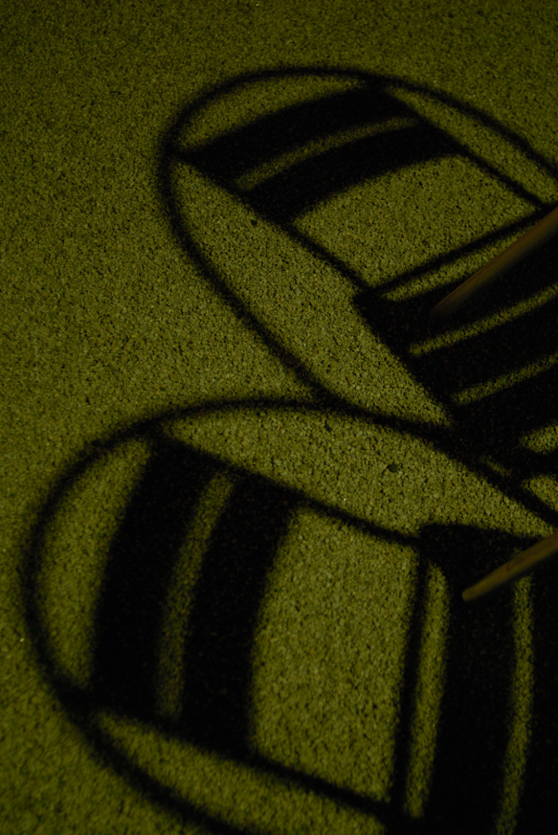 椅子  ( Ai AF Nikkor 35mm F2D )