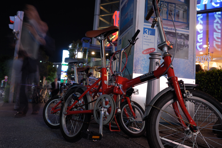 赤い自転車 another red LVI