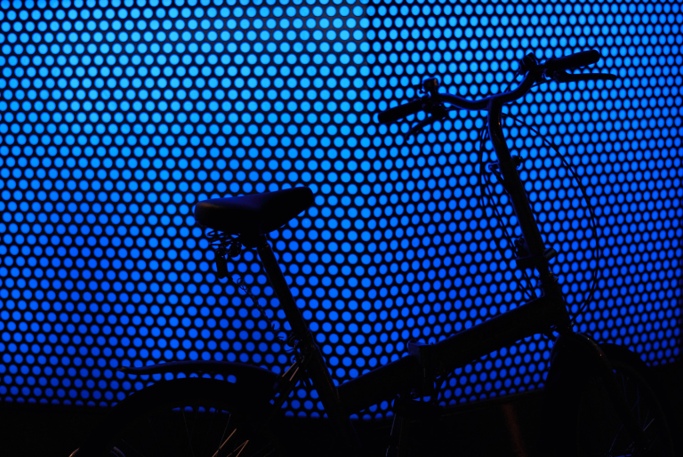 another blue XVII ( Ai Nikkor 50mm F1.2S )