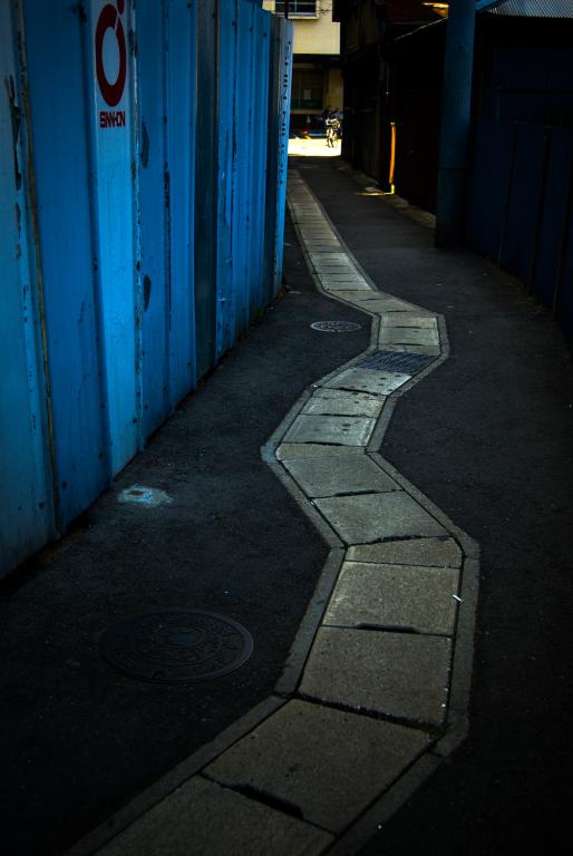 lightroomで遊ぶanother blue XXVII