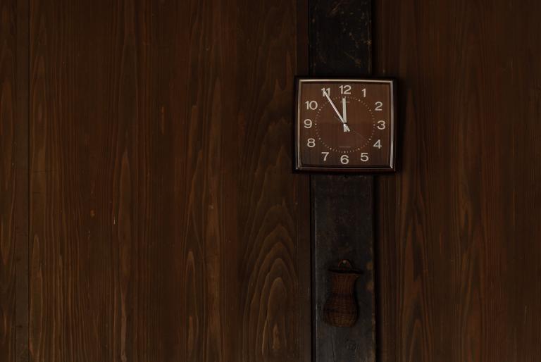 s n a p ( 壁掛け時計 )