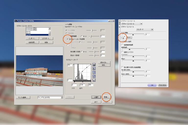 Nikon Picture Control Utility (NX 1.3)